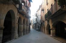 Juneda ratifica la reforma del carrer Prat de la Riba