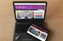 La UdL cedeix 5 tablets a alumnes sense ordinador i paga dades a una desena