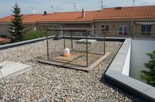 Sidamon instal·la noves gàbies per capturar coloms