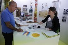 La galeria comercial Indecor de Lleida obre també amb cita prèvia