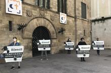 Salut farà tests als temporers que dormen als carrers de Lleida
