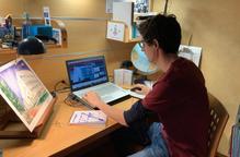 Docència telemàtica examen telemàtic online alumne alumnat UdL Universitat