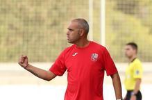 Manel Cazorla, entrenador del Borges