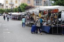 El mercat setmanal de Tremp recupera totes les parades