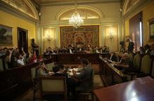 Targetes de la Paeria per a l'alcalde i el cap de gabinet