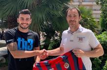 El Tàrrega fitxa el porter Albert Alfonso, ex del Lleida