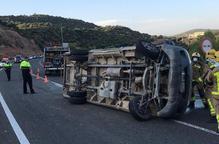 Les morts en accidents de trànsit a Lleida cauen a la meitat fins al juliol