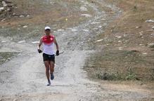Carretero inicia el repte de batre el rècord mundial d'ascens
