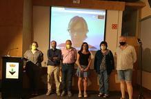 Un relat sobre el dol guanya el concurs literari de la vall Fosca