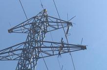 Torre elèctrica. Arxiu