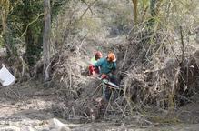 L'Albi retira una presa al Gorg que l'ACA veu perillosa en cas de riuades