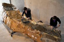El Museu de la Conca Dellà tanca per obres d'ampliació
