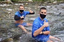 El Lleida Esportiu renova per un any Abel i Marc Martínez