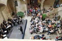 El Musiquem Lleida!, amb actuacions a la plaça de la Llotja, Seu Vella i Santa Clara
