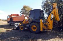 Torà repara vuit quilòmetres de la carretera d'Ardèvol