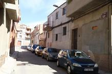 Magraners denuncia que els carrers del seu nucli antic es deterioren