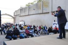 'Les 7 pomes' de Ferran Aixalà clausura la fira de Barbens