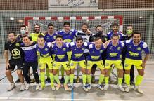 El Futsal Lleida ajorna el seu debut pel positiu en covid-19 d'un dels seus jugadors