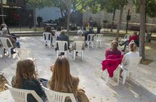 Tàrrega inicia els actes del Correllengua amb poemes de Pere Calders