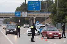 Aragó tanca fronteres quinze dies per apaivagar la corba de contagis