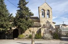 Restauren l'església de Sant Pere dels Arquells, que obrirà al culte
