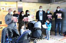 """Les famílies s'oposen a l'augment """"desorbitat"""" de taxes a les escoles bressol de Lleida"""