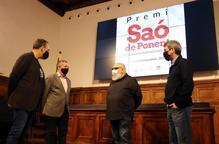 Convoquen el cinquè Premi Saó de Ponent de textos teatrals de petit format