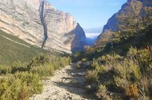 Àger regula l'ús de camins per garantir-ne la conservació