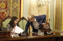 La tinent d'alcalde Freixanet trenca amb MES, que era el seu partit