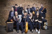 El Tradicionàrius programa 48 activitats de música folk