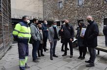 El Homrani anuncia un pla d'atenció a les persones grans de l'Alt Urgell