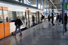 El tren de Manresa circula amb límits de velocitat malgrat que s'han suprimit