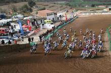 Campionat 'vintage' a Lleida amb motos dels anys noranta