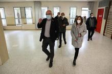 Bargalló anuncia una reducció de 25 a 22 nens per classe a P3 per al curs vinent