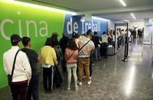 Les comarques de Ponent tanquen el 2019 amb una taxa d'atur del 9,31%