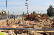 Avança la construcció del l'hospital annex a l'Arnau de Vilanova