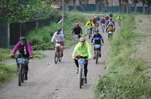 Un miler de ciclistes es donen cita en l'XI Catigat del Pla d'Urgell