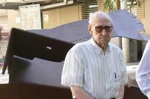 Mor Celestí Regué, històric del PSUC i de l'antifranquisme