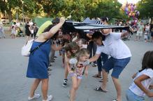 Augment de la seguretat per a les festes del barri de Balàfia de Lleida
