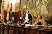 """Perelló assumeix la Diputació amb """"tristesa"""" i promet fidelitat als municipis"""