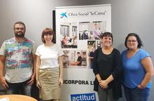 Acord entre ASPID i ACTUA per facilitar l'ocupació a persones en situació de vulnerabilitat