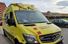 Mor un conductor en un xoc amb un camió a Alpicat