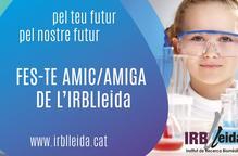 L'IRBLleida recapta fons per la recerca biomèdica