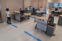 Normalitat en la reobertura de les oficines d'atenció al client d'Aqualia a Lleida