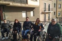 Aspid demana millorar el manteniment de zones urbanes poc accessibles de Lleida