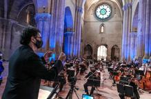 Lleida posa música a la lluita contra la pandèmia