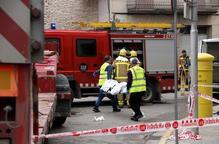 Mor una dona atropellada per un camió a Arbeca