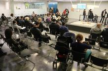 Prop de 95.000 persones van firmar un contracte l'any passat a Lleida