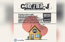 Joves de Balaguer estrenen el festival Confina-J amb tres hores de música per Instagram