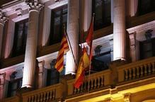 La fiscalia demana als Mossos un informe sobre la despenjada de banderes espanyoles de l'Ajuntament de Lleida